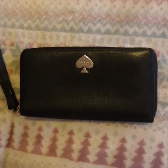 kate spade Handbags - Kate Spade black wallet